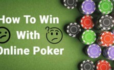 How to Win with Online Poker