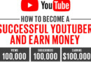 How to be a successful Youtuber?